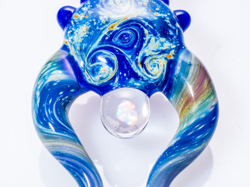 brilliant blue space cruiser wizard glass